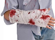 Picture of Bloody Arm Bandage