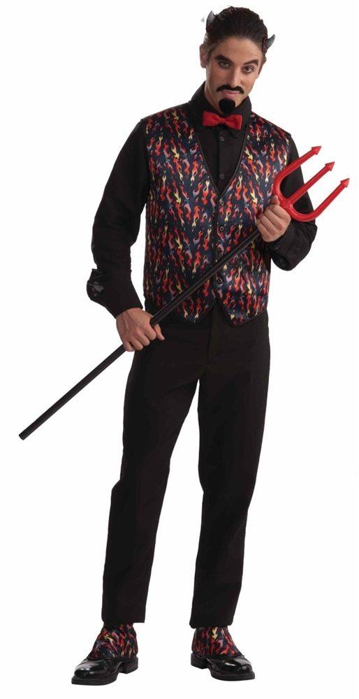 Picture of Devil Man Adult Vest