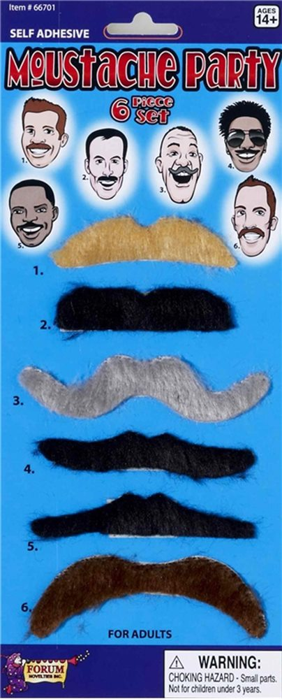 Picture of Moustache Kit