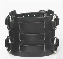 Picture of Punk Buckled Wrist Cuff