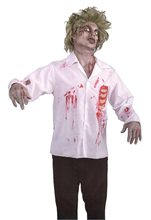 Picture of Zombie Shirt with Chest Wound