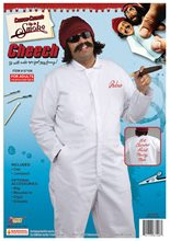 Picture of Cheech Jumpsuit Adult Costume