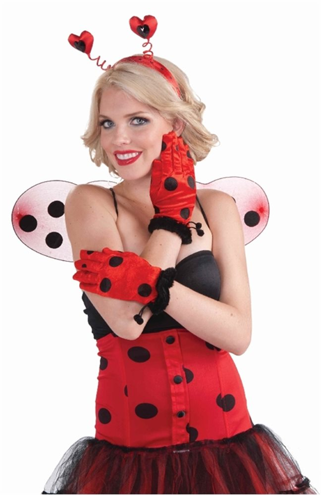 Picture of Lady Bug Adult Gloves