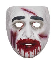 Picture of Bloody Zombie Adult Mask