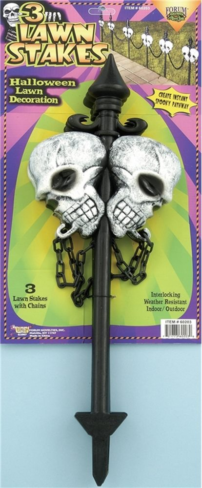 Picture of Skull Stakes
