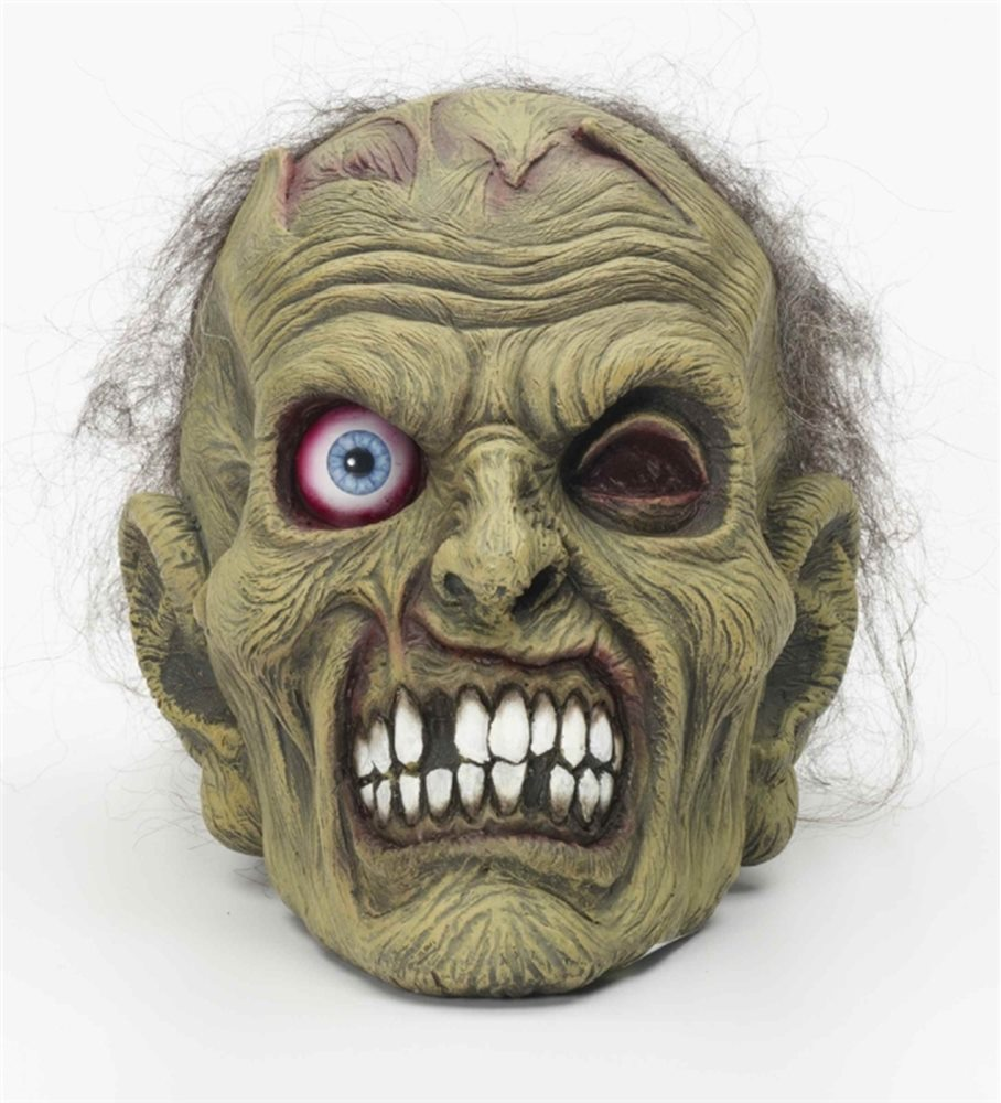 Picture of Zombie Head Prop