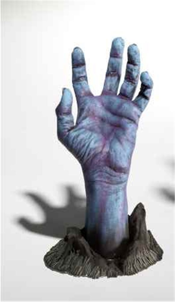 Picture of Zombie Hand From Ground