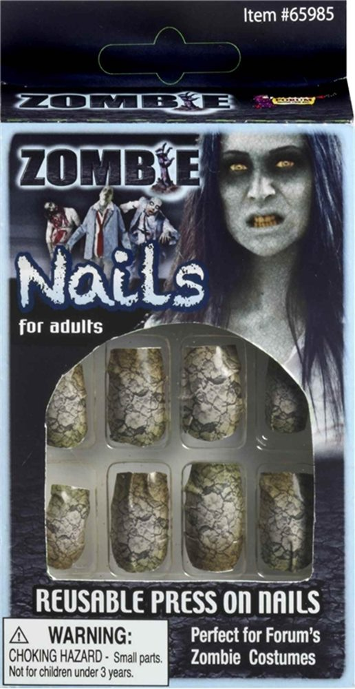 Picture of Zombie Fake Finger Nails