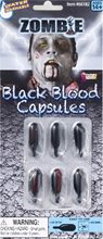 Picture of Zombie Black Blood Capsules