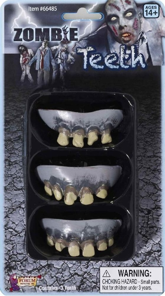 Picture of Zombie Teeth Set