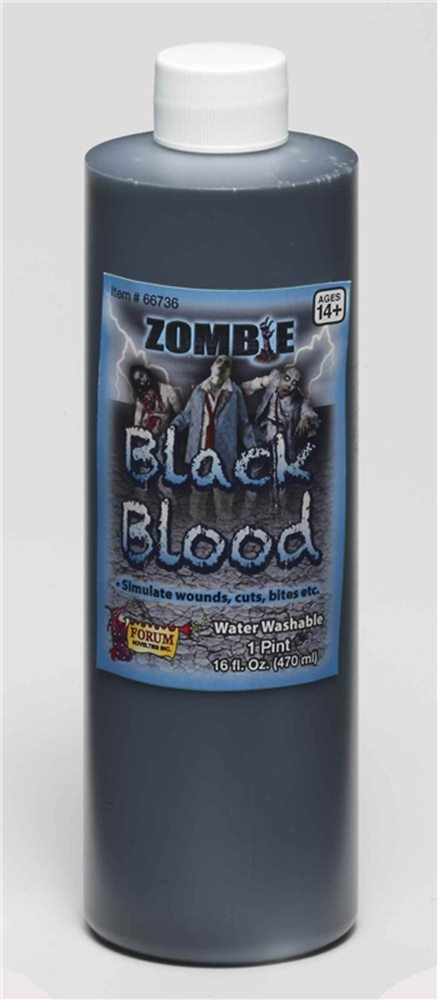 Picture of Zombie Black Blood Pint