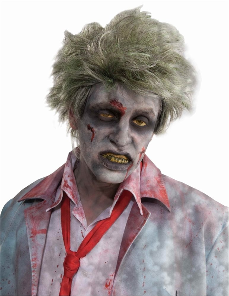Picture of Zombie Grave Adult Wig