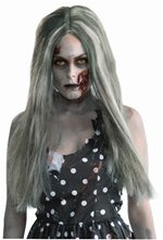 Picture of Creepy Zombie Adult Wig