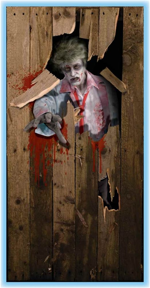 Picture of Zombie Door Cover