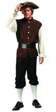 Picture of Colonial Man Adult Costume