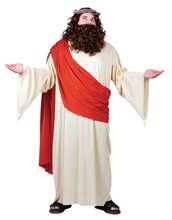 Picture of Jesus Adult Mens Plus Size Costume
