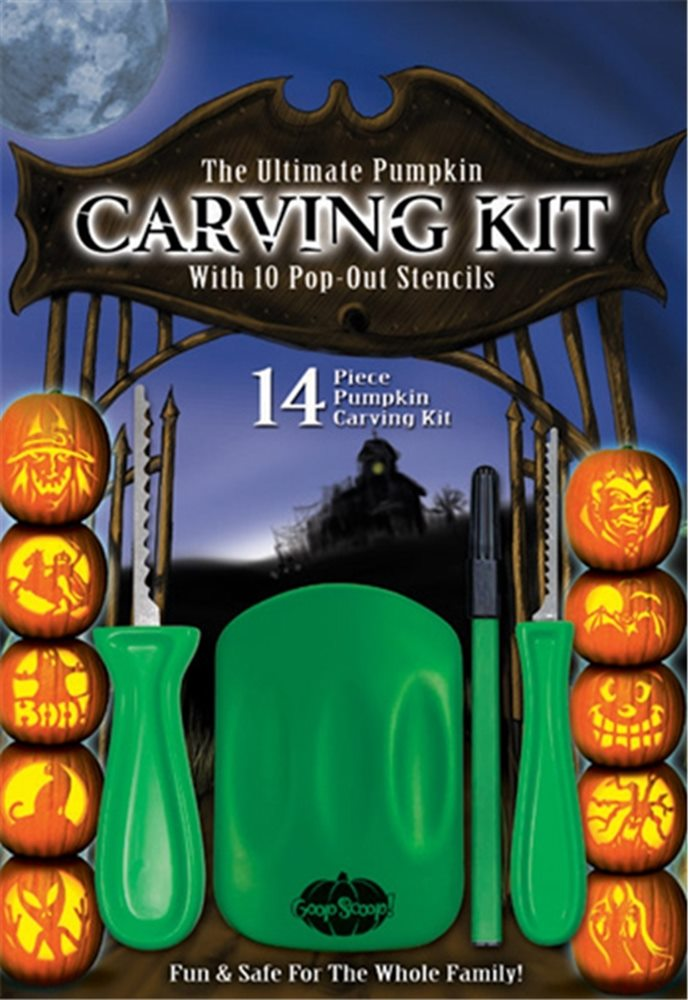 Picture of Ultimate Pumpkin Carving Kit