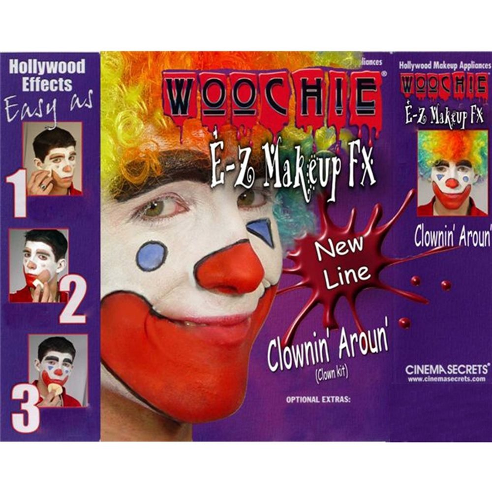 Picture of Clown Around Makeup Kit