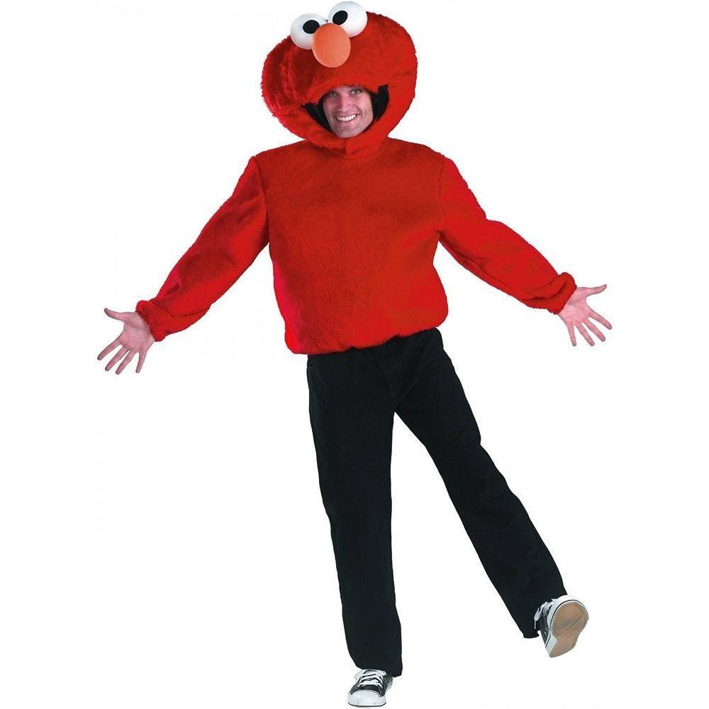 Picture of Sesame Street Elmo Adult Costume