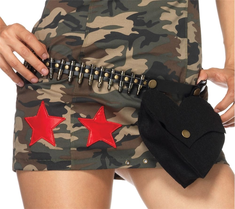 Picture of Bullet Belt with Pouch
