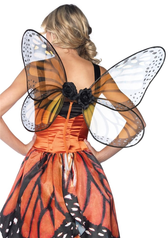 Picture of Strapless Monarch Butterfly Wings