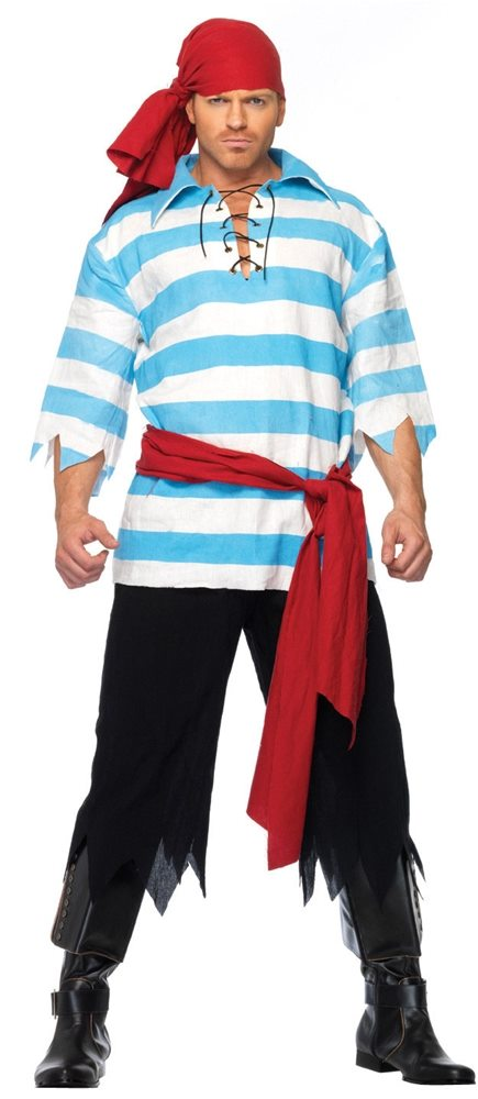 Picture of Pillaging Pirate Adult Mens Costume