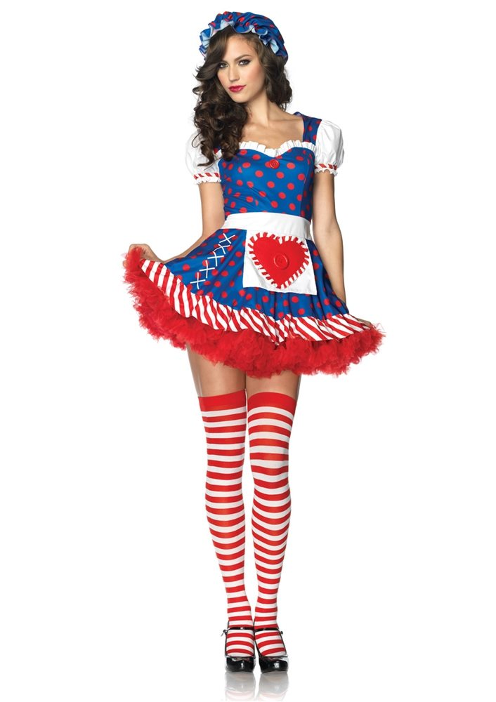 Picture of Darling Dollie Adult Womens Costume