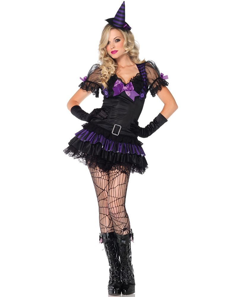 Picture of Black Magic Babe Adult Womens Costume
