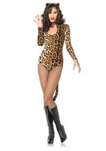 Picture of Wicked Wildcat Adult Womens Costume