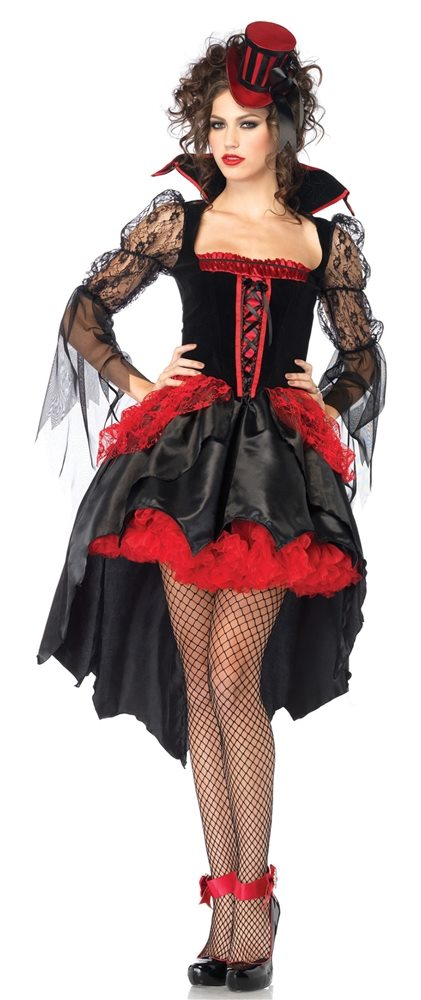 Picture of Midnight Mistress Adult Womens Costume