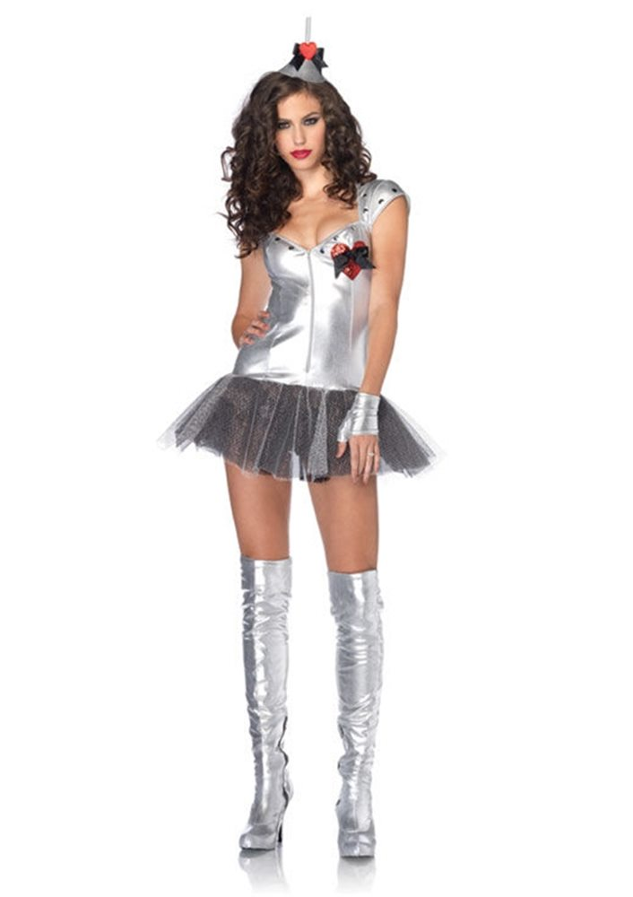 Picture of Tempting Tin Man Adult Womens Costume