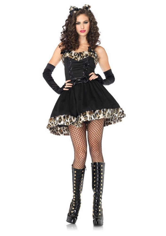 Picture of Frisky Feline Adult Womens Costume