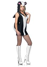 Picture of Stinkin Cute Skunk Adult Womens Costume
