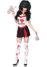 Picture of Cheer Zombie Adult Womens Costume