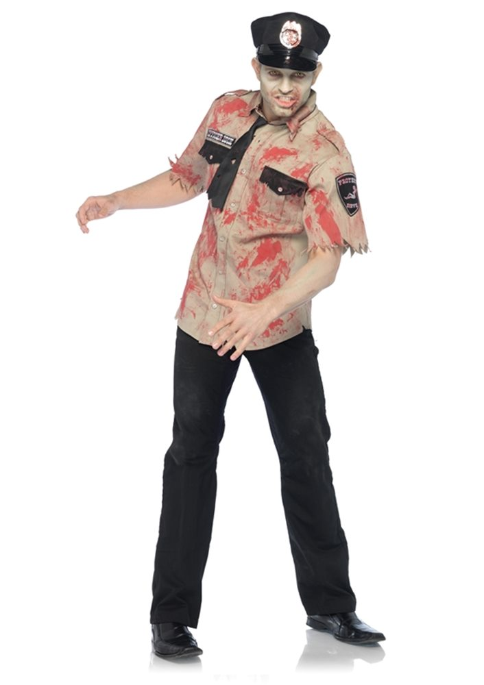 Picture of Deputy Dead Adult Costume