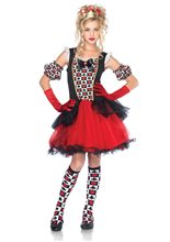 Picture of Playing Card Queen Junior Costume