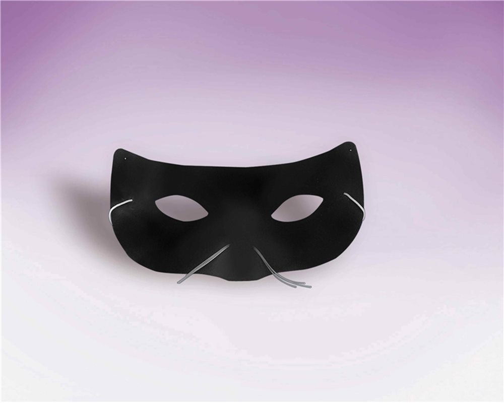 Picture of Half Mask Flocked Cat
