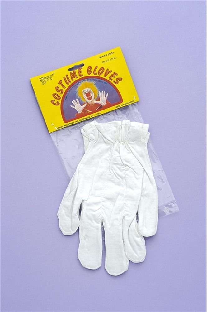 Picture of White Gloves