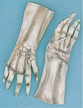 Picture of Deluxe Skeleton Hand X Long