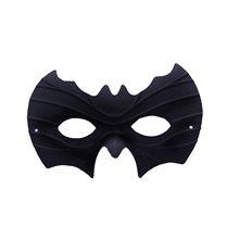 Picture of Black Bat Half Mask