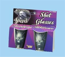 Picture of Deluxe Screaming Spirit Shot Glass