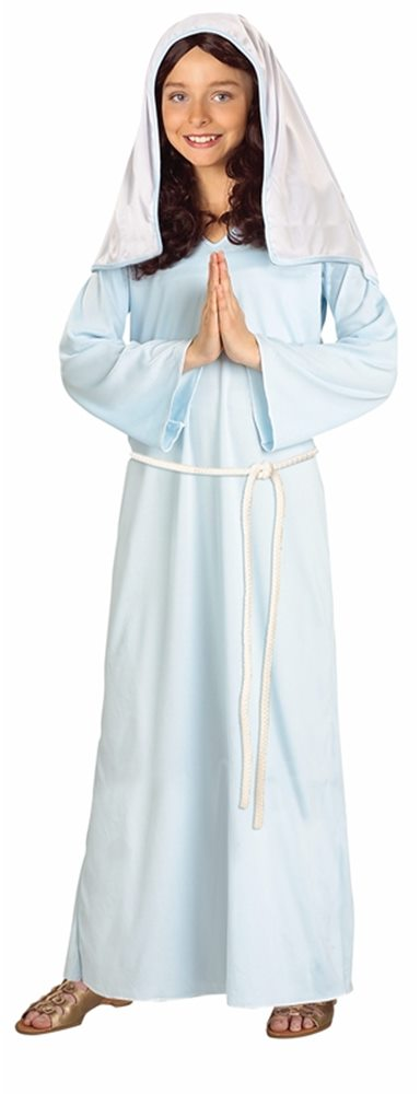 Picture of Biblical Times Mary Child Costume