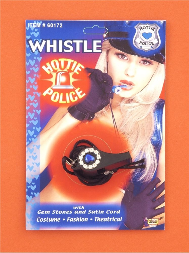 Picture of Hottie Police Whistle With Cord