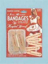 Picture of Sexy Message Bandages