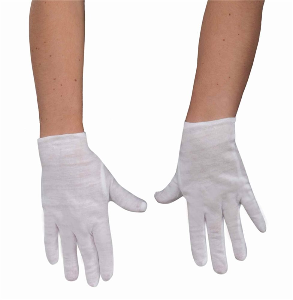 Picture of White Child Gloves