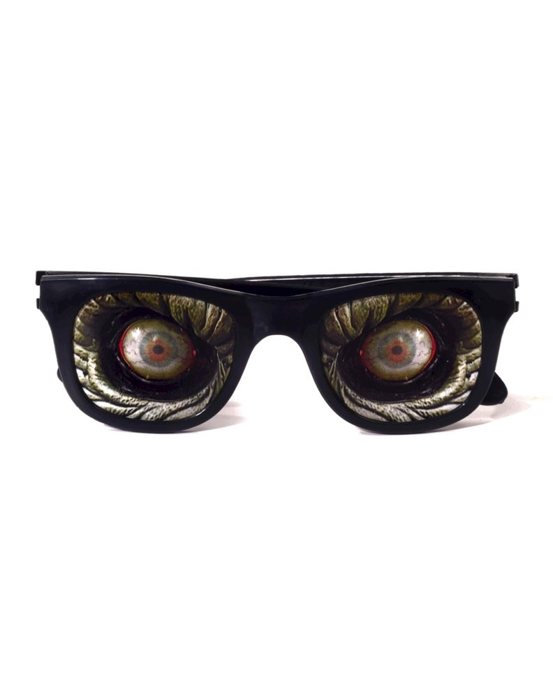 Picture of Zombie Adult Glasses