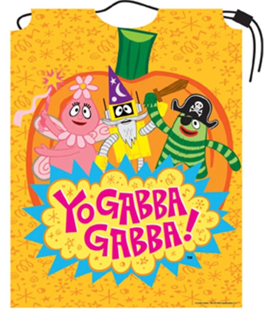 Picture of Yo Gabba Gabba Treat Bag