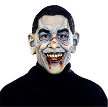 Picture of Barack Obama Insane Zombie Mask