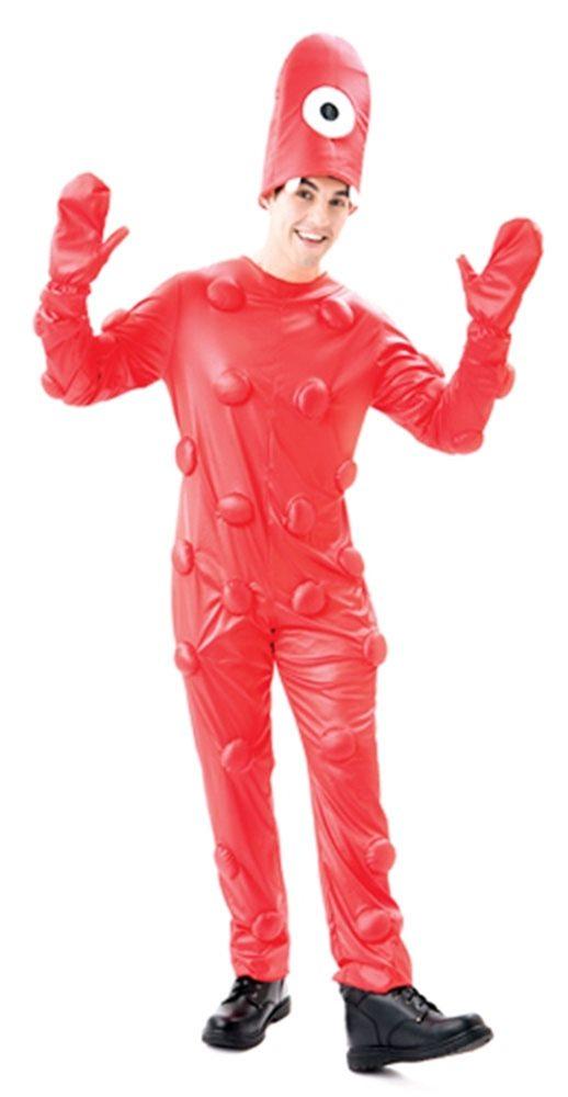 Picture of Yo Gabba Gabba Muno Adult Mens Costume