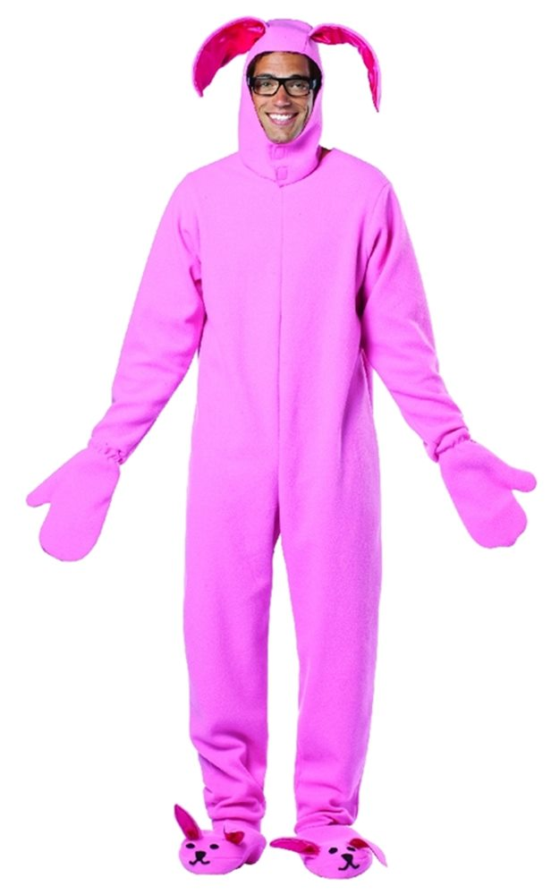 Picture of A Christmas Story Bunny Suit Adult Costume